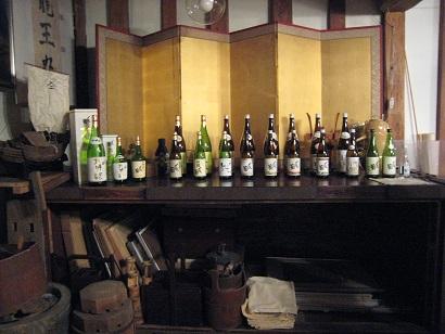 宮尾酒造 槽(フネ)