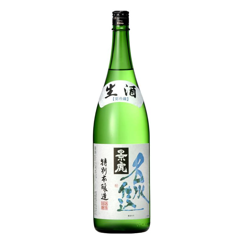 【2020年1月下旬発売】越乃景虎 名水仕込 特別本醸生酒