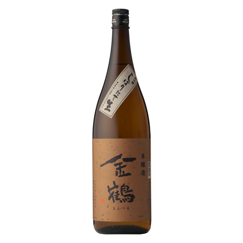 【2020年11月27日発売】金鶴 本醸造 しぼりたて生