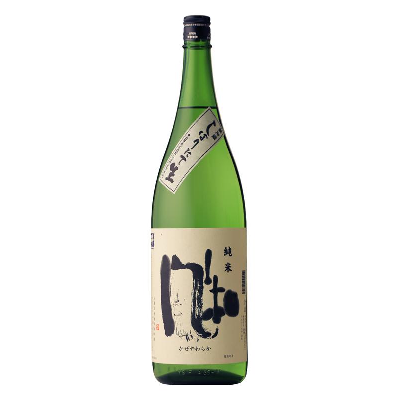 【2020年11月27日発売】金鶴 風和 純米しぼりたて生
