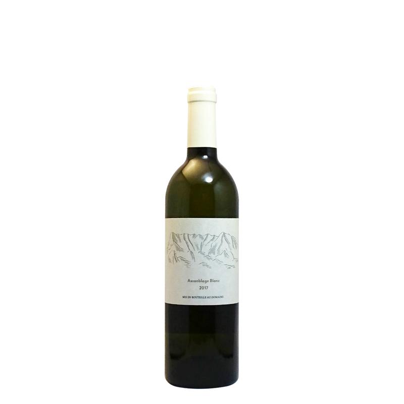 【2021年10月中旬発売】胎内高原ワイン アッサンブラージュ・ブラン