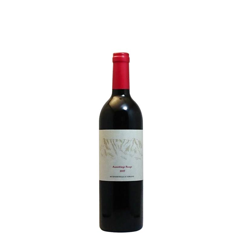 【2021年10月中旬発売】胎内高原ワイン アッサンブラージュ・ルージュ