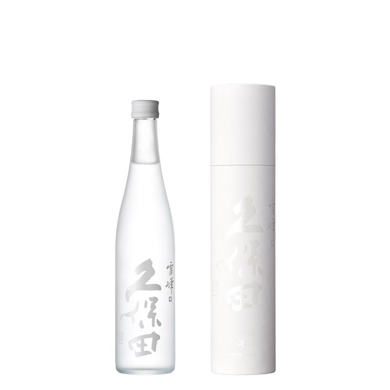 【2021年4月7日発売】爽醸 久保田 雪峰 純米大吟醸